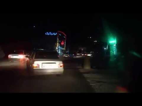 Tehran Karaj in 60 second .