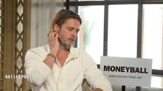 Brad Pitt about Filming of Moneyball
