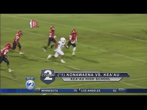 #Cover2 Hawaii high school football scores 10/14/16