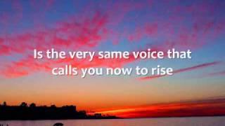Phil Wickham - Safe - Lyrics