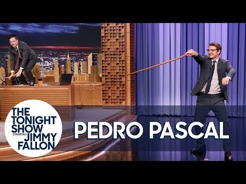Pedro Pascal s Jimmy How to Crack a Whip