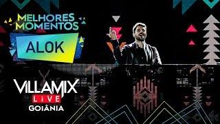 Melhores Momentos - Alok - Villa Mix Goiânia 2017 ( Ao Vivo )