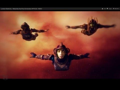 Клип London Elektricity - Meteorites (feat. Elsa Esmeralda)