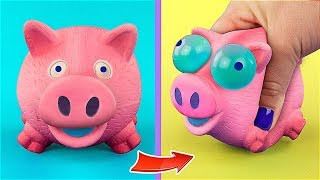 як зробити ляльку з поролону своїми руками