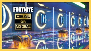Fortnite Creative Deal ou No Deal AKA Take Swiftors Money!