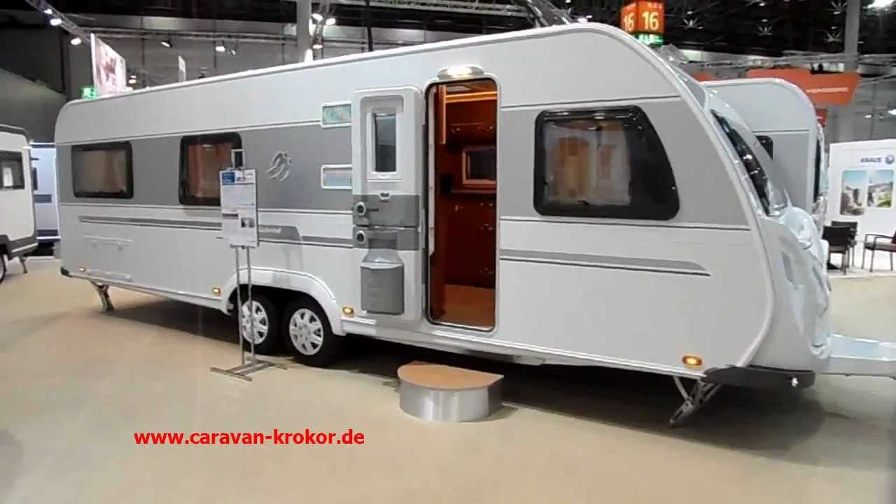 knaus s dwind exclusive 750 ukf 2012 gro er wohnwagen caravan camper youtube. Black Bedroom Furniture Sets. Home Design Ideas