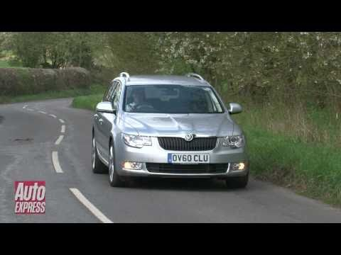 Skoda Superb - 2011 Driver Power Winner - Auto Express