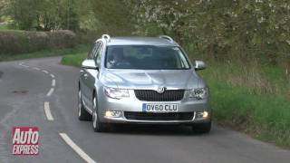 Skoda Superb - 2011 Driver Power Winner - Auto Express