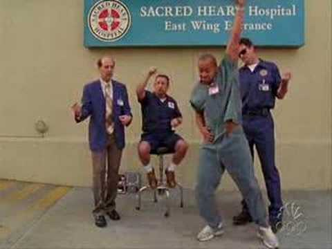 More Than A Feeling Scrubs Style