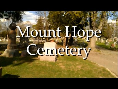 Indiana's Most Haunted - #4 Mount Hope Cemetery
