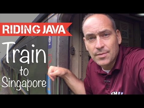 How to Travel from Kuala Lumpur to Singapore by Train