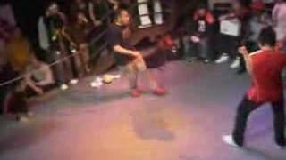 """Kickin it Old School"" - Bionic Man vs. Tony Styles"