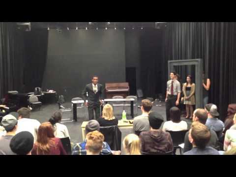 Today - Original Song (Sheridan Rep Lab Performance)