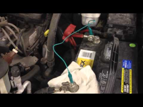 How To Clear Your PCM'S Memory On Fords After Repairs