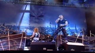 Iron Maiden Run To The Hills Rock In Rio 2001