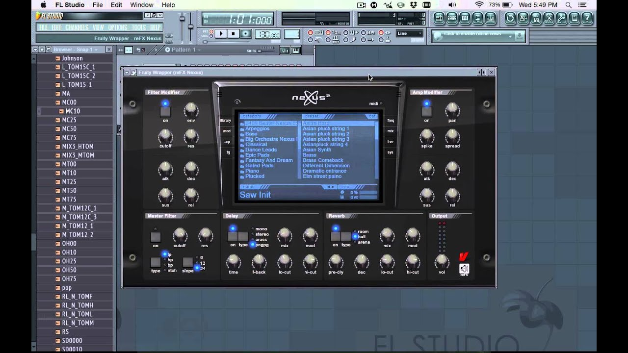 Fl Studio Crack Work With Nexus