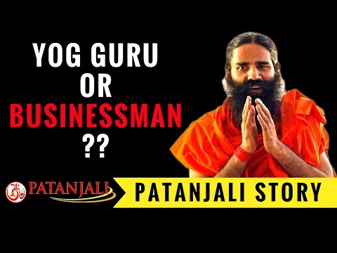 Secret behind the Huge Success of Baba Ramdevs Patanjali Products