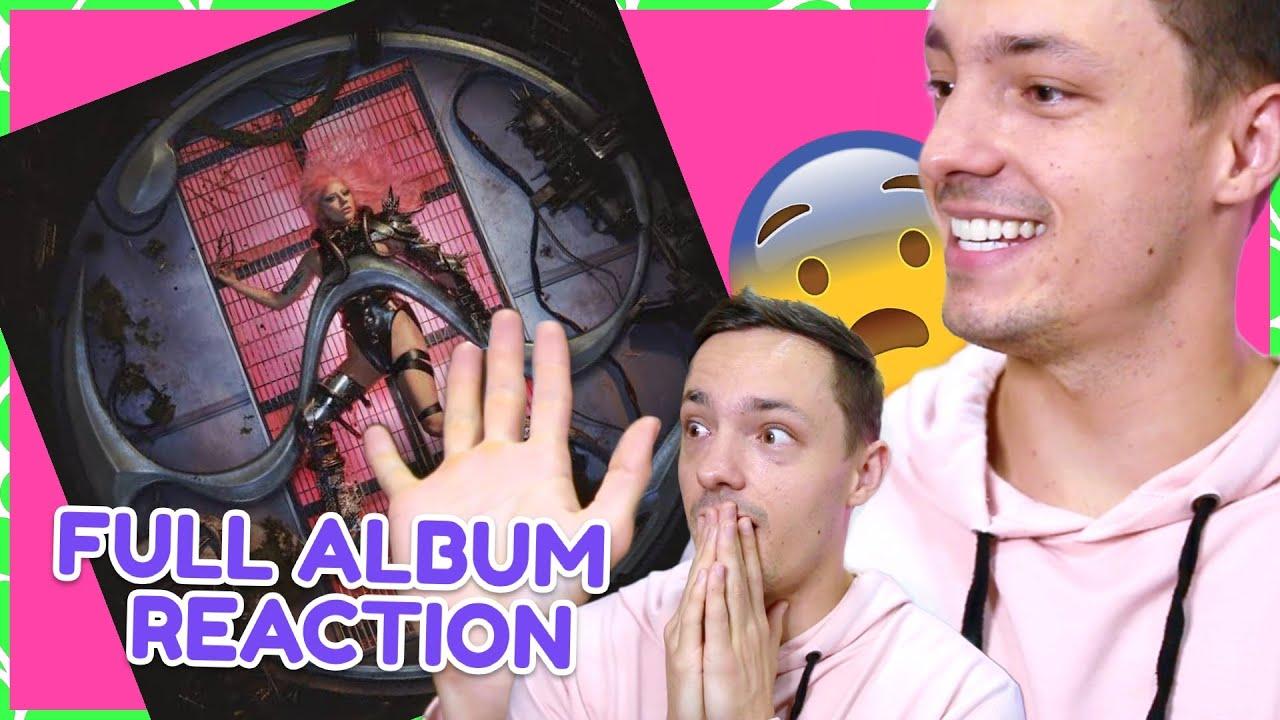 CHROMATICA REACTION (Reagindo a Chromatica da Lady Gaga)