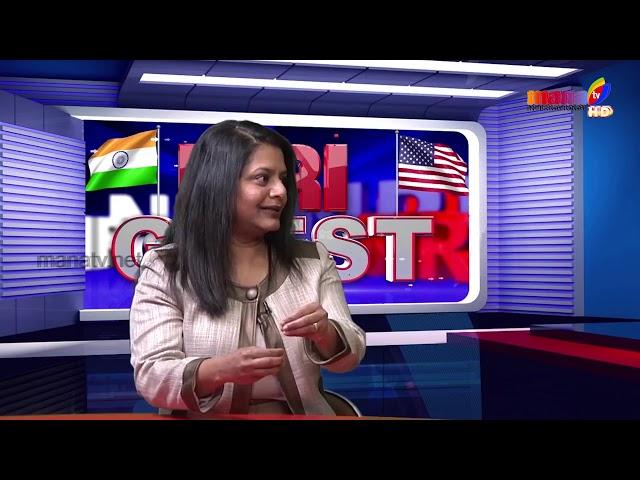 NRI GUEST|| CORONA VIRUS SPECIAL  || DR.ARUNIMA MAMIDI M.D||  MANA TV INTERNATIONAL