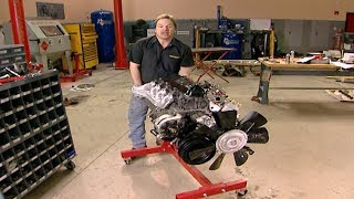 Working Over A Junkyard 460 Big Block For A '79 Bronco - Trucks! S9, E5