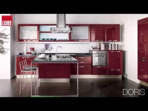 Cucina moderna Lube modello Doris.