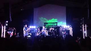 Island of Shame - Lagwagon (Live @ Costa Rica)