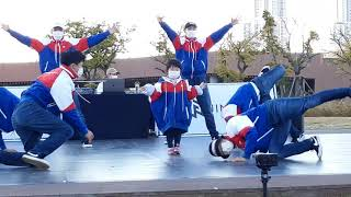 (다은양) JINJO CREW와 비보이 춤 배우기