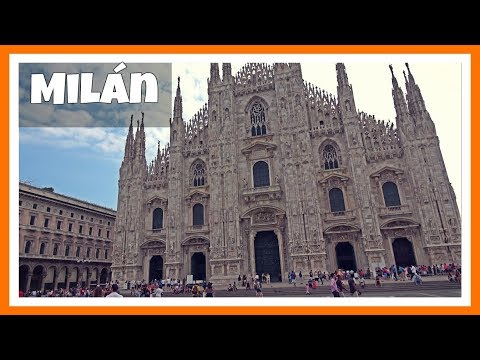 Top 10 Imprescindibles que ver y visitar en MILÁN: capital del norte | Travel Guide | 1# Italia