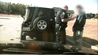 Officer fired after profanity-laced traffic stop with teen