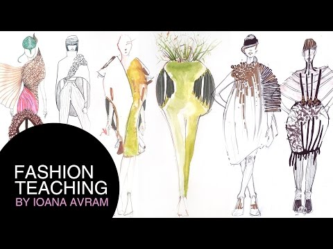 How to be a better fashion designer in no time