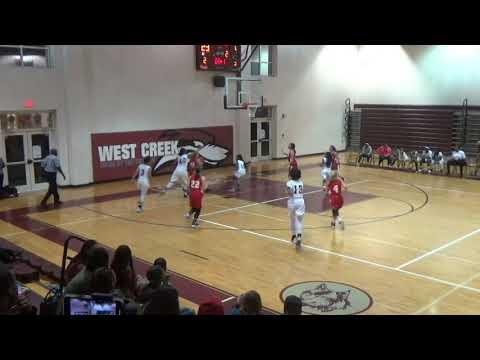 Montgomery Central vs West Creek Middle School, 25 Nov 19