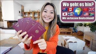 Goodbye Deutschland! Wohin geht es? 🌍 Ramen kochen | Abendroutine mit 3 Kindern VLOG | Mamiseeelen