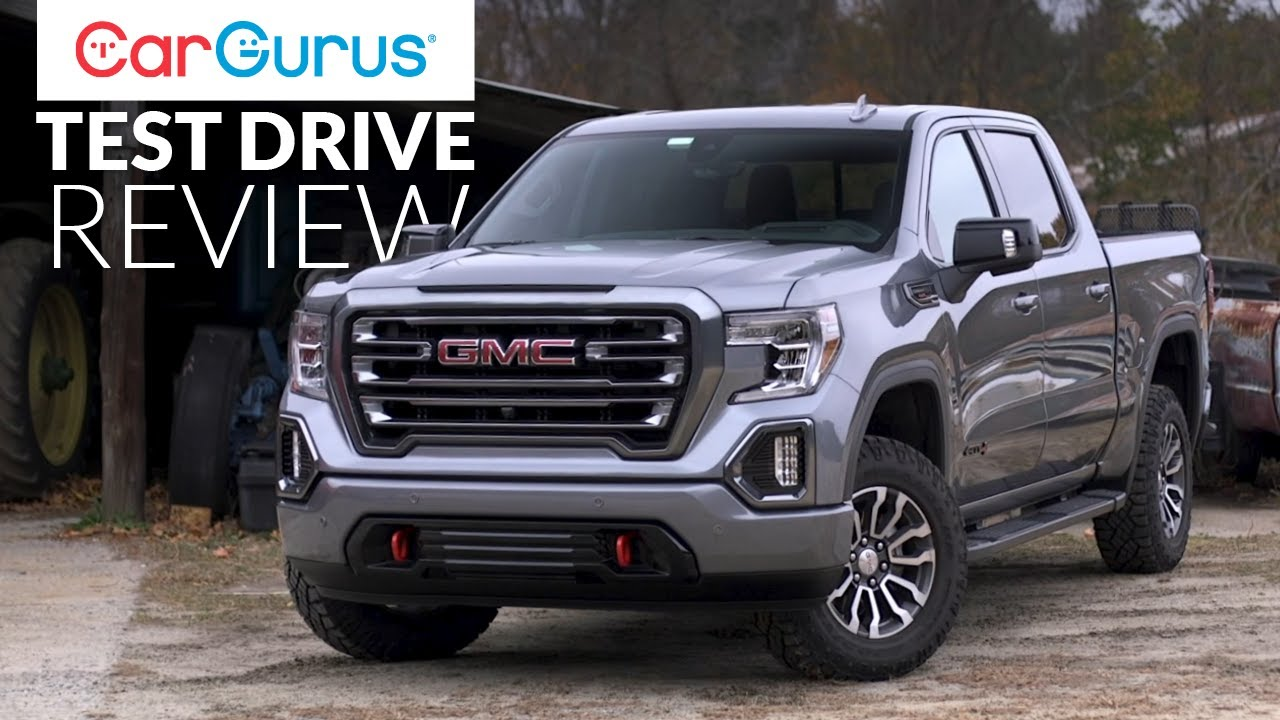 2020 Gmc Sierra 1500 Capable On Road And Off Youtube