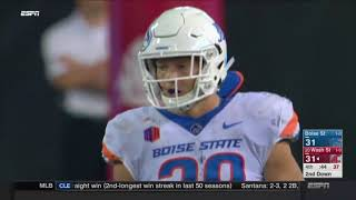 Leighton Vander Esch (LVE) Ultimate College Highlights