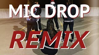 Mic Drop (Steve Aoki Remix) - BTS | Choreography/Cover