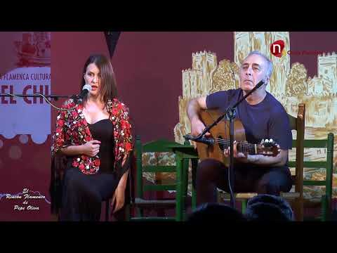 El rincón flamenco de Pepe Oliva-III Certamen de Cante Flamenco