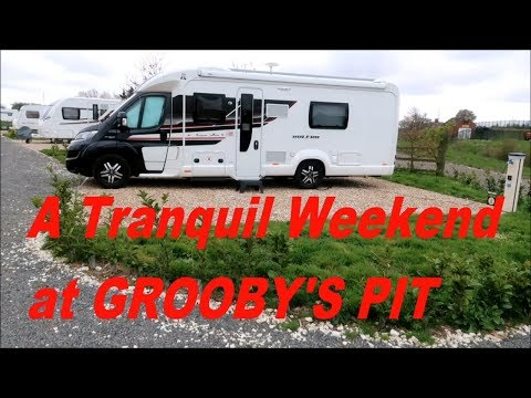 Grooby's Pit Caravan Park, Tranquil Parks, Near Skegness, Lincolnshire - Ep099