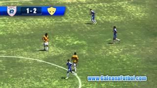Ballenas Galeana vs Tigres Dorados 3ra Div Profesional