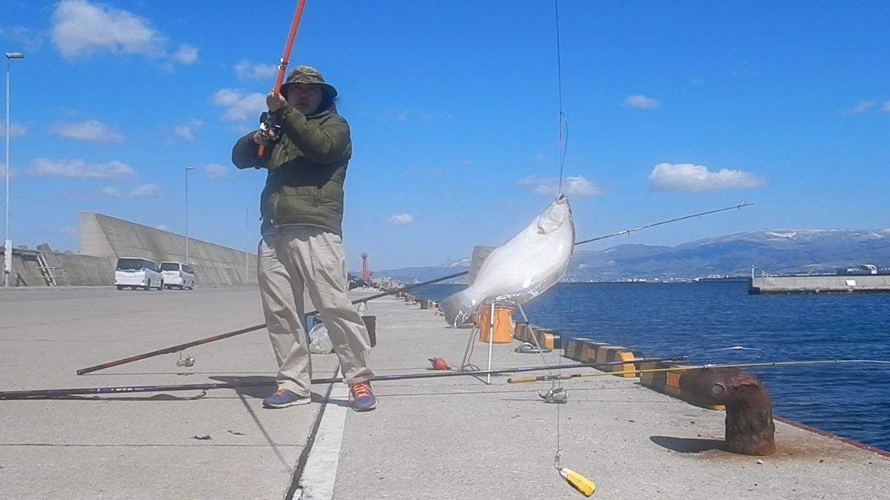 喜びの漁港!!函館入船に春がキター!!