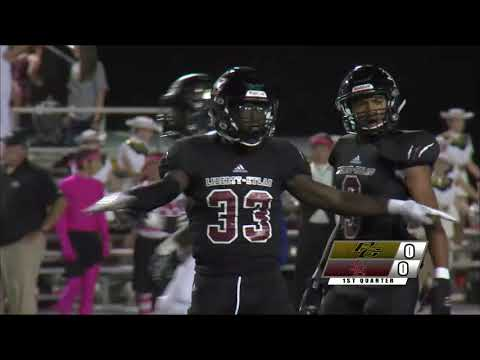 Pleasant Grove vs Liberty-Eylau 2017 (KLFItv Full Broadcast)