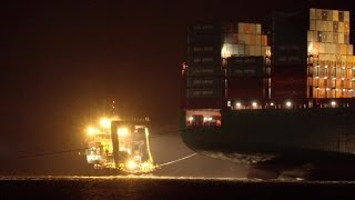 Refloat of CSCL Indian Ocean | The world