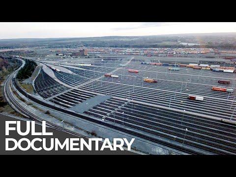 Mega Constructions: Biggest Marshaling Yard, Suspension Bridge & Intersection | Free Documentary