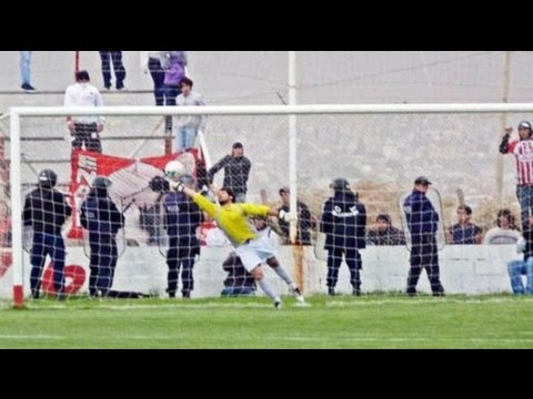 Copa Argentina: Huracán 1(4) - Jorge Newbery de Comodoro Rivadavia 1(5). Gol Pablo Costi.
