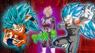 Top 5 EPIC/BEST Roblox Dragon Ball Z Games - 2017 (BEST/INSANE/OUTSTANDING)