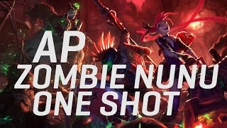 Nightblue3 - AP ZOMBIE NUNU ONE SHOT