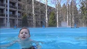 AA PEE:n kanssa Rauhalahden kylpylässä