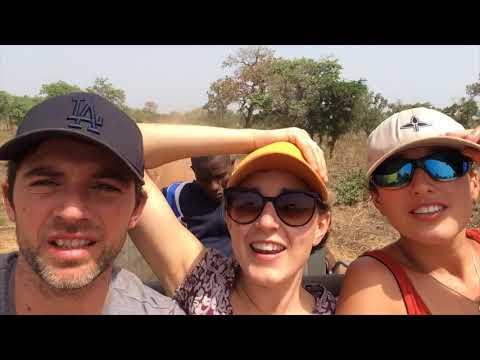 Family tour - Benin 2018