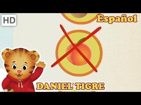 Daniel Tigre en Español - Cómo Lidiar con las Alergias de los Niños