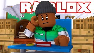 FIRST DAY OF SCHOOL IN ROBLOX