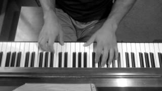 Oh No - Commodores - Piano